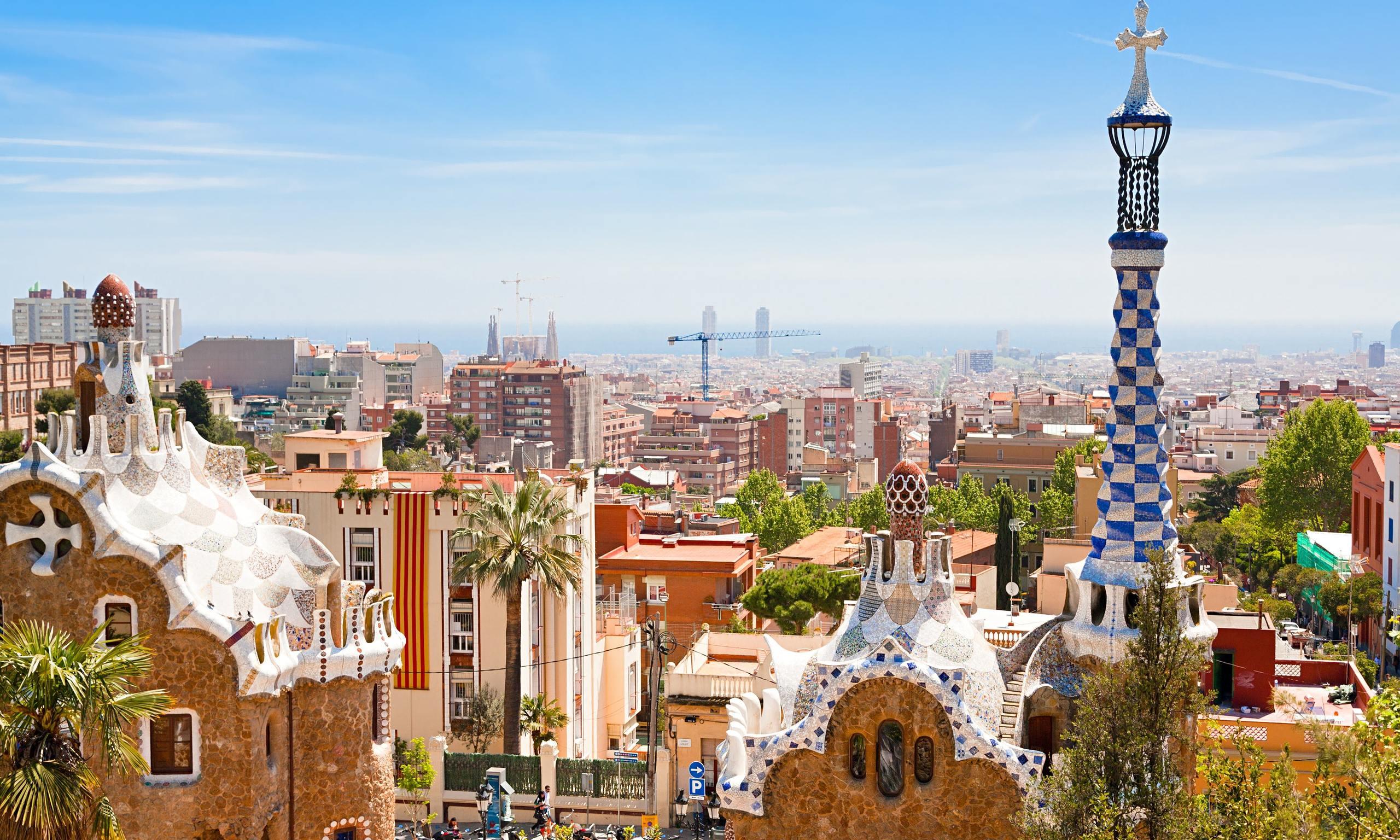los mejores parques para perros de Barcelona