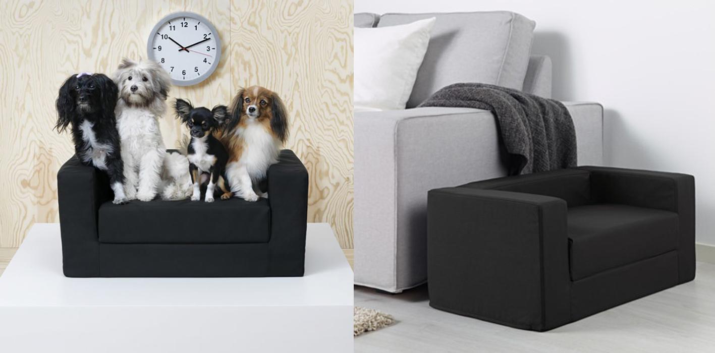 Sofás para perros Ikea