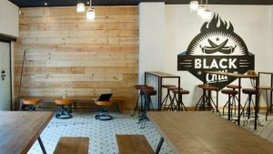 Restaurante Black Chilli