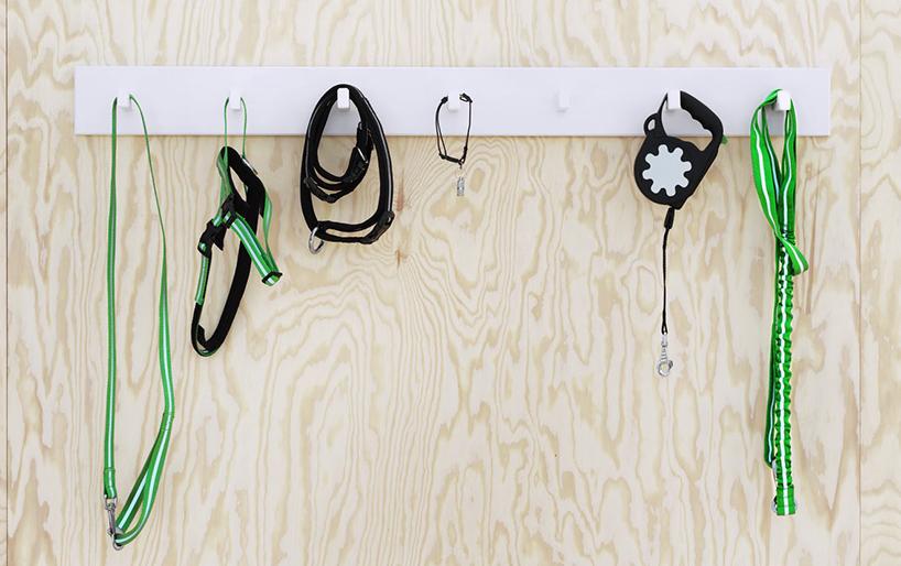 Colgador de correas para perros Ikea