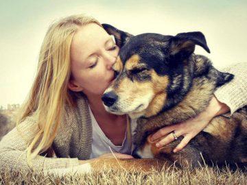 tu perro te ha hecho mejor persona abrazo