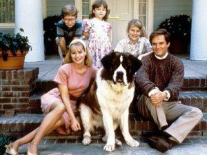 perros actores beethoven