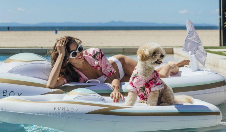 ¡LO MÁS GUAUTÁSTICO! 7 accesorios de verano para perros que no te imaginabas
